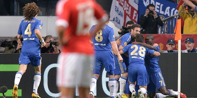 Avrupa Ligi Chelseanin