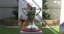 İşte G.Sarayın şampiyonluk kupası