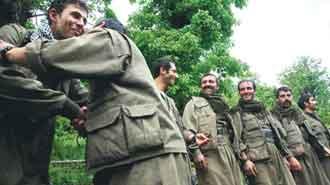 Terörist denmesin 'militan' denebilir