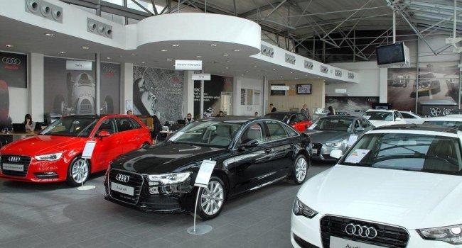 Audi test sürüşü başlıyor