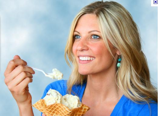 Dondurma şişmanlatır mı?