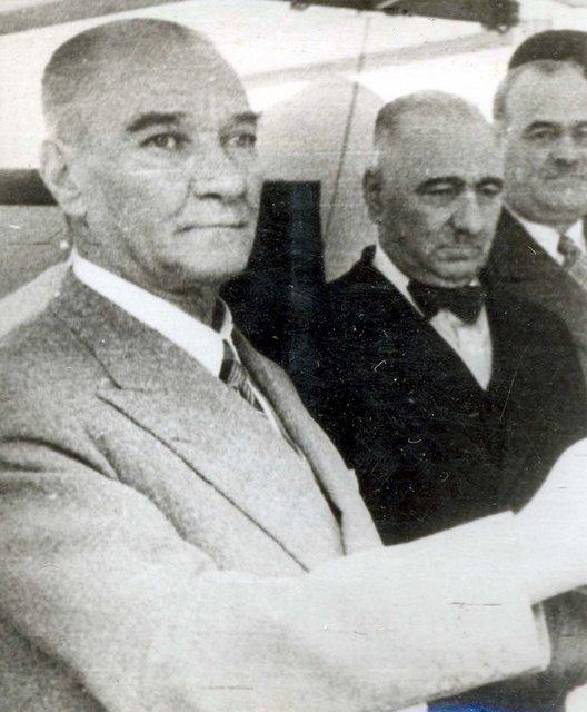 Atatürkün son fotoğrafları!