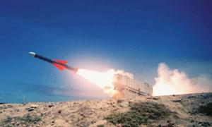Kuzey Kore füze fırlattı!