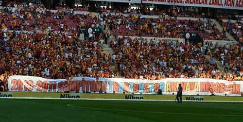 TT Arenada Trabzona jest