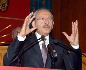 Kılıçdaroğlu harekete geçti