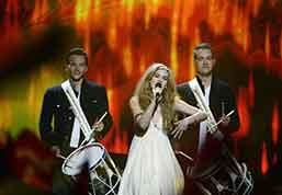 Eurovisionda Türk düğünü
