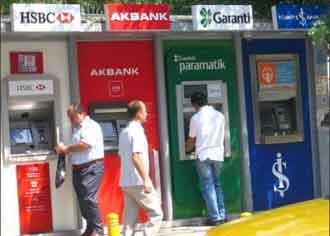 Türk bankaları kapanın elinde kalıyor