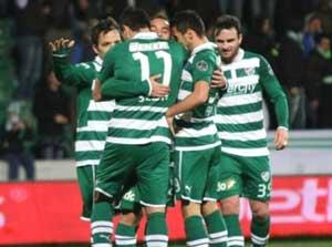 Bursasporda bir sezon böyle geçti