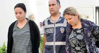 İki sevgilisi olan çete lideri balkondan atlarken yakalandı