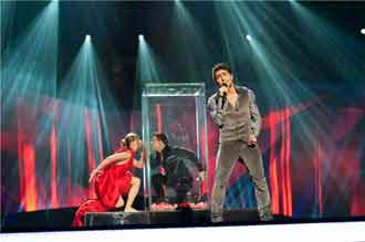 Eurovisionda yine puanlama skandalı