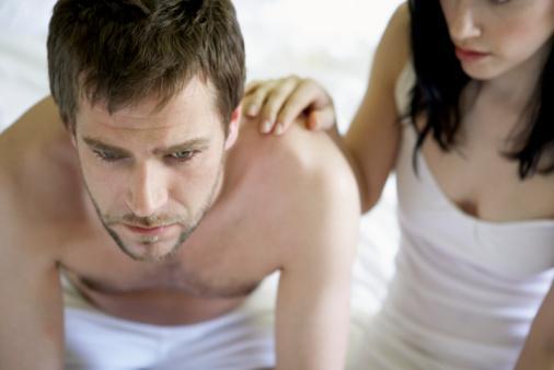 Erkekler cinsel sorunlarını gizliyor