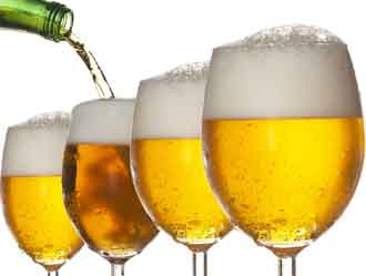 Bira sesi cezası!