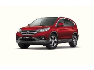 Yeni Honda CR-V  satışa sunuldu