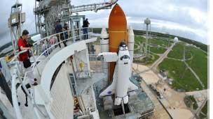 NASAdan kiralık fırlatma rampası