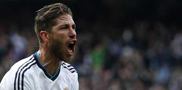 Ramos: Biz favori değiliz