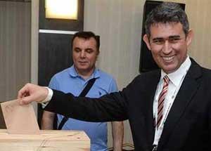 Barolar Birliğine yeni başkan