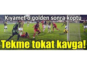 Beşiktaş-Fenerbahçe derbisi böyle yorumlandı