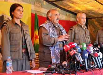 PKK terör listesinden çıkarılmadı