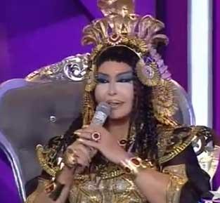 Bülent Ersoy Kleopatra oldu!