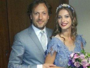 Tuba ünsal ikinci kez evlendi