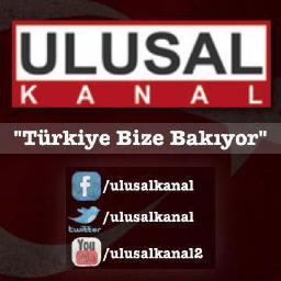 Ulusal Kanaldan muhabir açıklaması