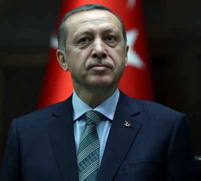 Erdoğan Gazzeden vazgeçmedi