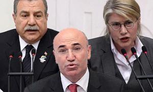 Mecliste Gezi Parkı kavgası!