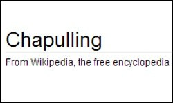 "Yeni internet fenomeni ""chapulling"""