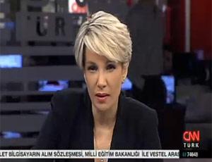 CNN Türkten büyük skandal