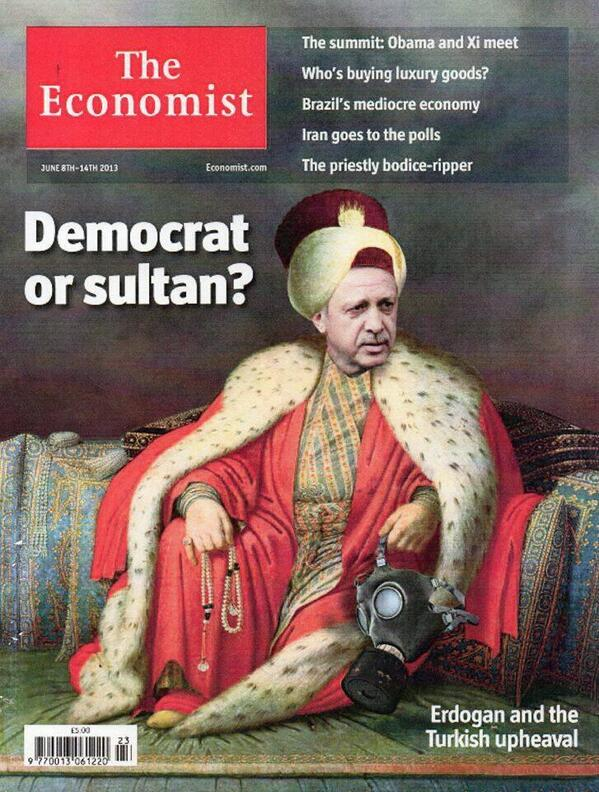 The Economistin bu haftaki kapağı Erdoğanı kızdıracak