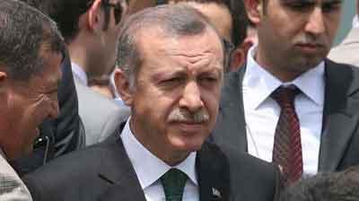 Başbakan Erdoğan, Gezi Parkı için süre verdi