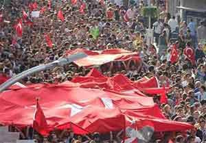 Pazar saat 16.00da İstanbul Taksimde olacak