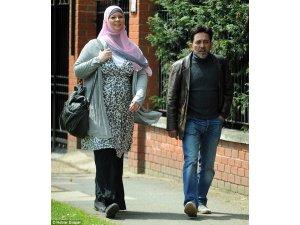 Müslüman oldu kocamı ayarttı