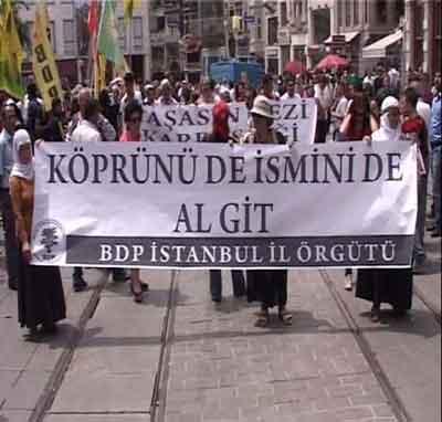 BDPden Yavuz Sultan Selim itirazı