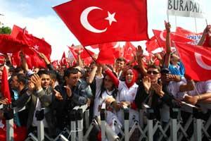 AKPliler eylemleri nasıl görüyor?