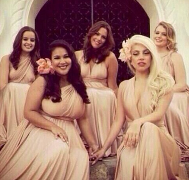 Lady Gaga bu kez tam şaşırttı
