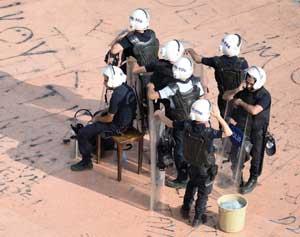 50 polis zehirlendi iddiası