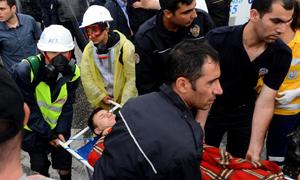 Yardıma Gezi koştu