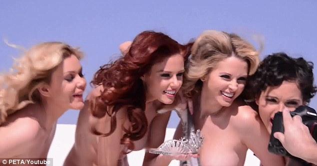 Kürk karşıtı güzellik kraliçeleri