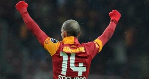 Sneijderden haber var!