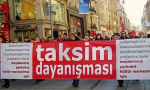 Taksim Dayanışmasının kararına Twitterda büyük tepki