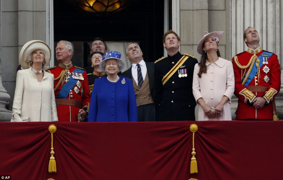 Kraliyet ailesi neye bakıyor?