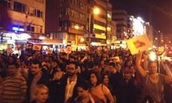 İstanbul ayakta! Halk Taksime yürüyor