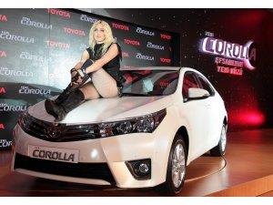 Yeni Corolla görücüye çıktı
