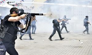 Son dakika! AKPden Gezi hamlesi!