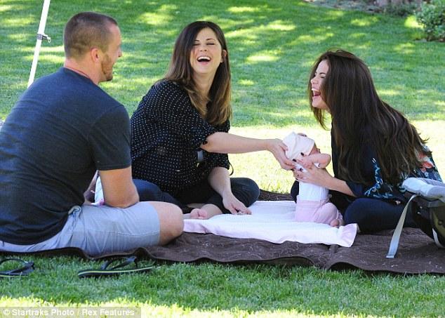 Selena Gomezin kardeş sevgisi