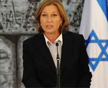 Livni'ye göre Erdoğan Arap