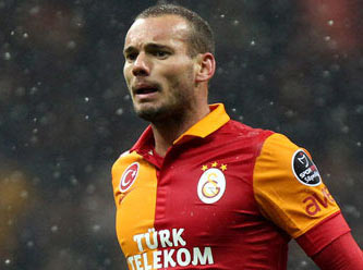Sneijder şoku!