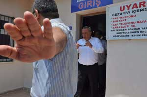 Mehmet Ağar cezaevinde