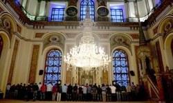 Bakanlar cuma namazını bakın hangi camide kıldı